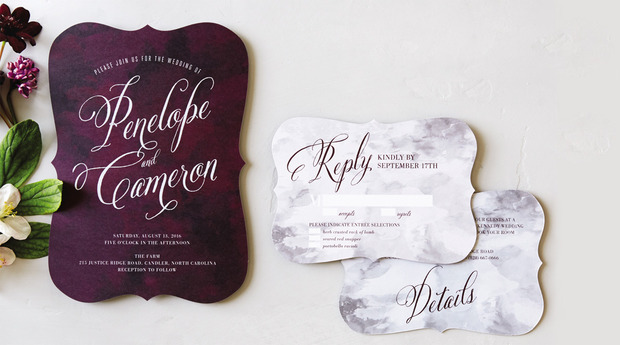 How this egalitarian addressed wedding invitations ezer junglespirit Gallery